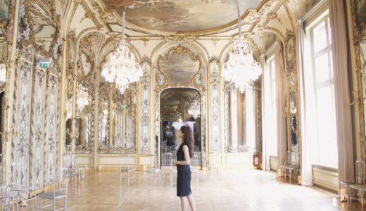 バカラ美術館とバカラ本店-フランス・パリ