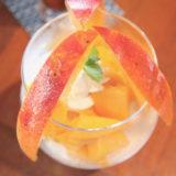 楽園の果実マンゴーパフェ