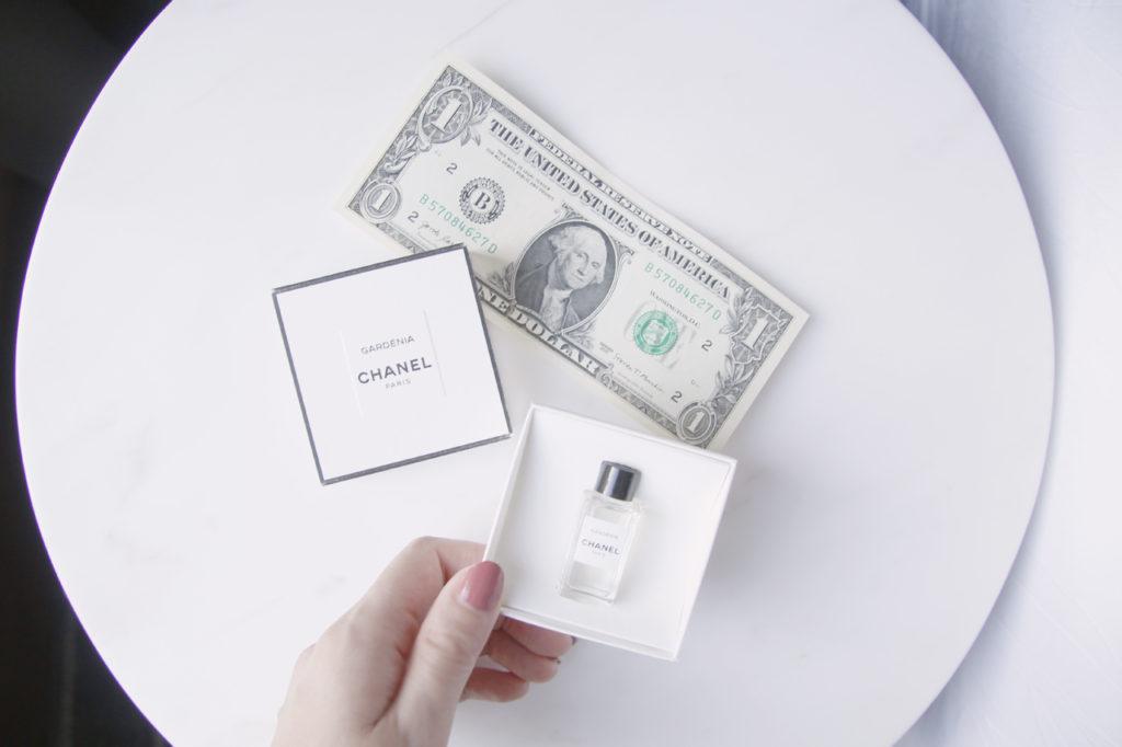 旅行に便利な香水サンプル