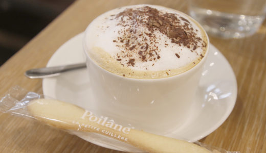 ポワラーヌ本店とカフェ-フランス・パリ