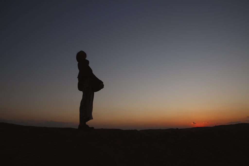 ドバイ 砂漠ツアー