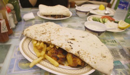 ドバイでペルシャ料理。安くて美味しい絶品ケバブ